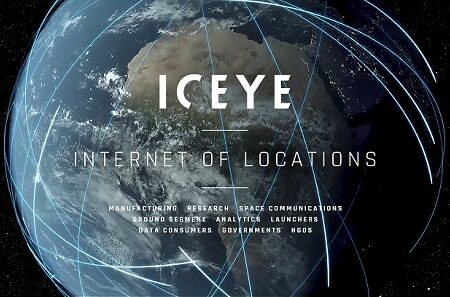 ICEYE Receives 10M€ Capital Loan from Business Finland To Initiate Internet of Locations