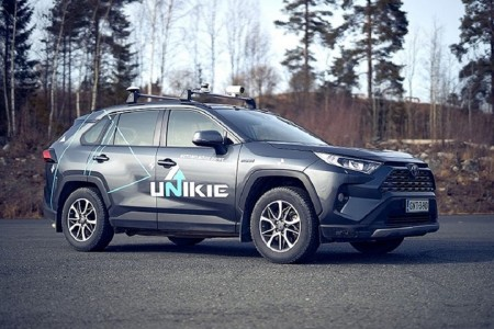 Vehicles without drivers – Finnish Unikie speeds forwards in digital traffic